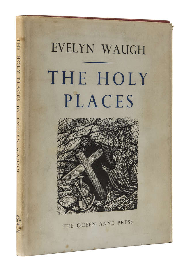 56Waugh (Evelyn) The Holy Places