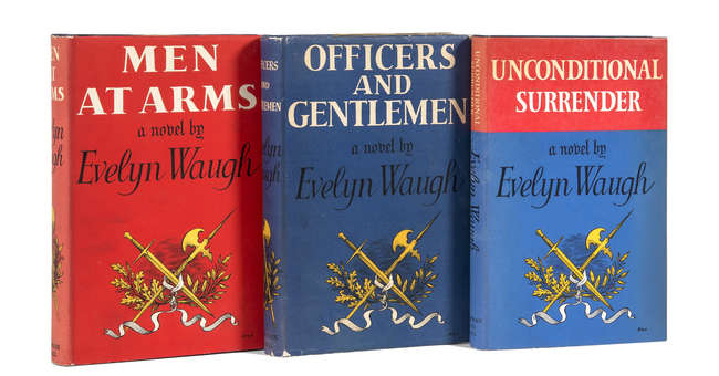 55Waugh (Evelyn) [The Sword of Honour Trilogy]