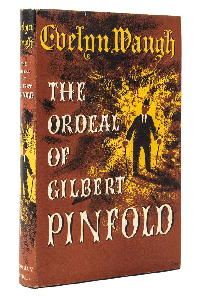 61Waugh (Evelyn) The Ordeal of Gilbert Pinfold