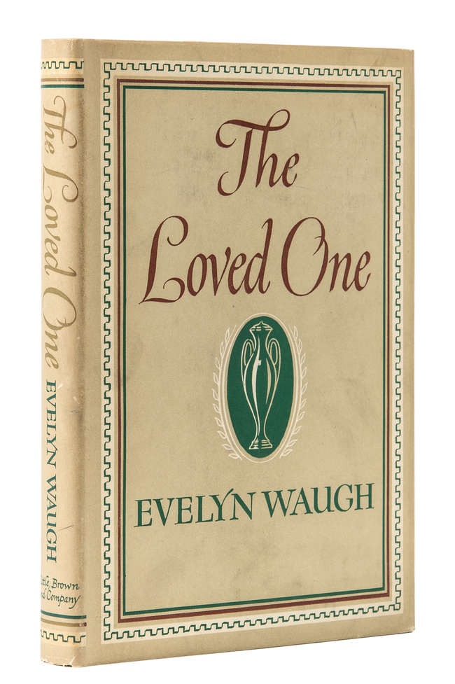 52Waugh (Evelyn) The Loved One