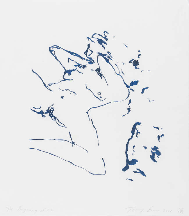 3Tracey Emin The Beginning of Me