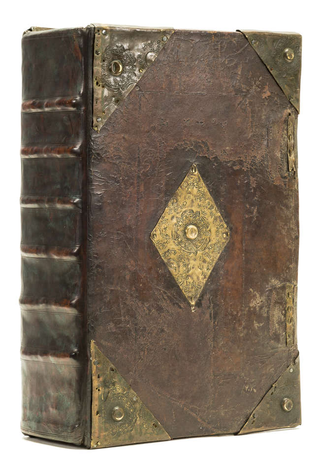 209Bible, 1611, King James 1st ed