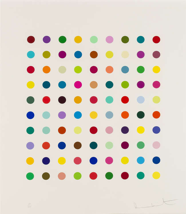 Forum Auctions @ Artsy: Colour Theory