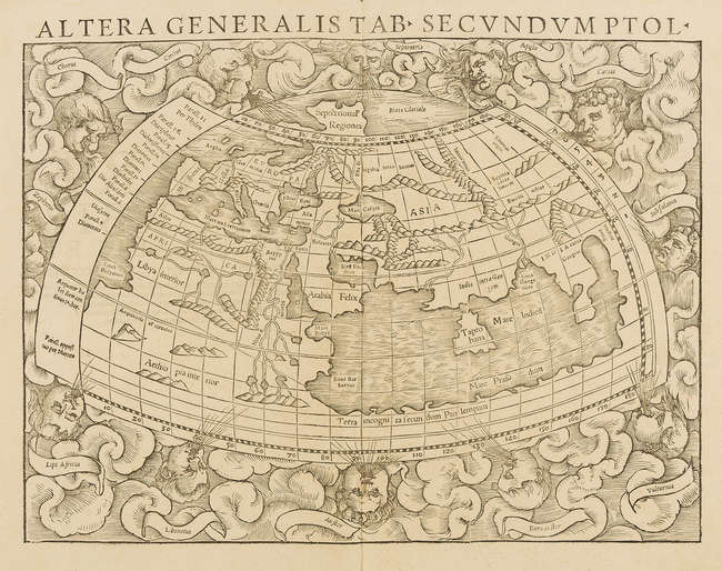 Online Sale: Maps and Atlases