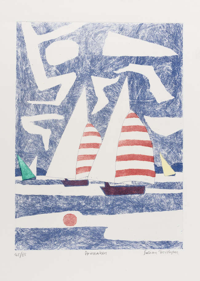 Online only: Select Modern & Contemporary Editions and Works on Paper