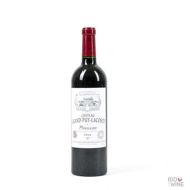 Auction of Wine and Spirits with Bid for Wine