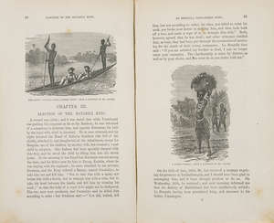 204  Africa.- Baines (Thomas) The Gold Regions of South Eastern Africa, 1st ed., orig. cloth, 1877