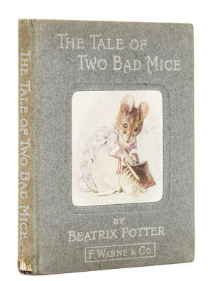 18  Potter (Beatrix) The Tale of Two Bad Mice, first edition, 1904.