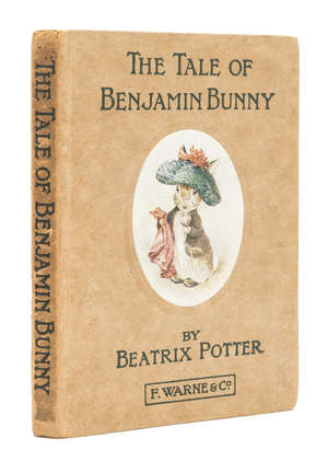 17  Potter (Beatrix) The Tale of Benjamin Bunny, first edition, 1904.