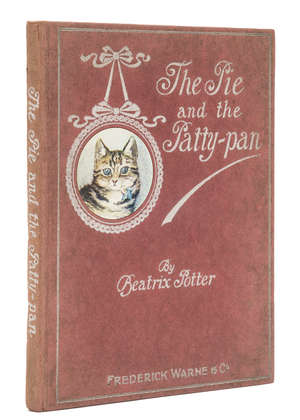 19  Potter (Beatrix) The Pie and the Patty-Pan, first edition, first printing, 1905.