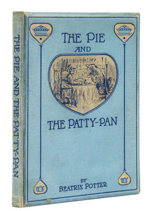 20  Potter (Beatrix) The Pie and the Patty-Pan, first edition, deluxe issue, 1905.