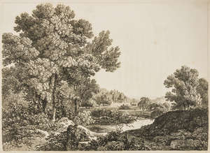 31  Knight (Richard Payne) The Landscape, a Didactic Poem...addressed to Uvedale Price, Esq., second edition, 1794; The Progress of Civil Society, first edition, 1796, together 2 works in 1 vol., modern half calf, 4to