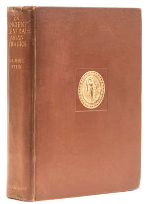 94  China.- Stein (Sir Marc Aurel) On Ancient Central-Asian Tracks:, first edition, 1933.