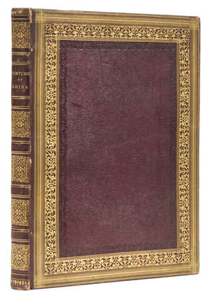 19  China.- Alexander (William) The Costume of China, first edition, 1805.