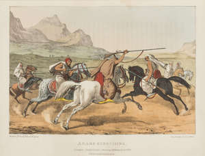 5  Africa.- Lyon (Capt. George Francis) A Narrative of Travels in Northern Africa, first edition, 1821.