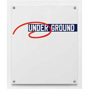 7  Lawrence Weiner (b.1942) Under Ground (from 15 For 150)