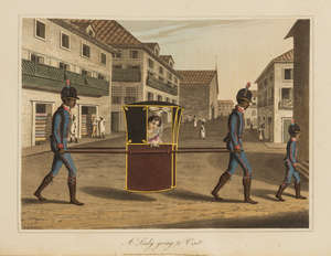 376  Americas.- Koster (Henry) Travels in Brazil, first edition, original boards, 1816.