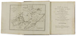 381  Americas.- Long (John) Voyages and Travels of an Indian Interpreter and Trader, describing the Manners and Customs of the North American Indians..., first edition, for the Author, 1791.