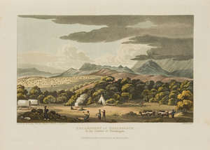 362  Africa.- Latrobe (Rev. Christian Ignatius) Journal of a Visit to South Africa, in 1815, and 1816, first edition, 1818.