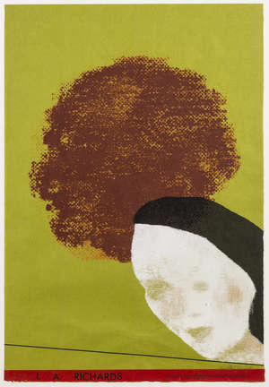 10  R.B. Kitaj (1932-2007) I.A. Richards- His use of the tensions in language systems (from a Daybook)