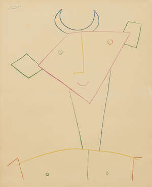 16  Pablo Picasso (1881-1973) (after) Faune