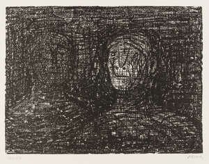 26  Henry Moore (1898-1986) Auden Poems, Moore Lithographs (Cramer 245-273)