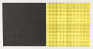 33  Sol Lewitt (1928-2007) Grids and Colour one plate (See. K.179.01)