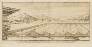 73  Gardening.- Fatio de Duillier (Nicolas) Fruit-Walls Improved, by Inclining them to the Horizon..., first edition, 2 folding engraved plates, by R. Everingham; and are to be sold by John Taylor, 1699.